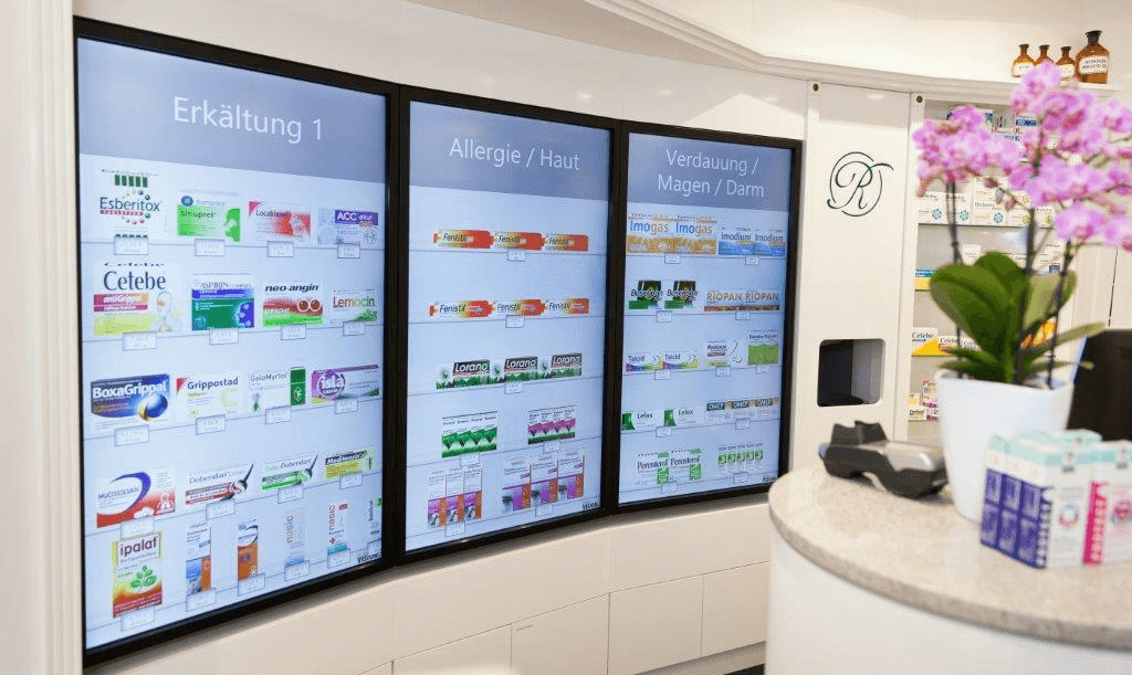 Dnalogic Innovative Otc Touch Screen Display For Your
